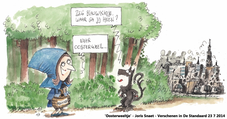 ds oosterweeltje