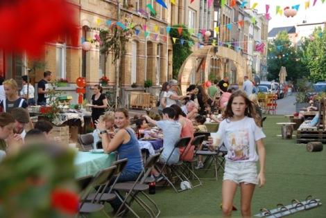 Antwerpen – Herinrichting van stedelijkgebied