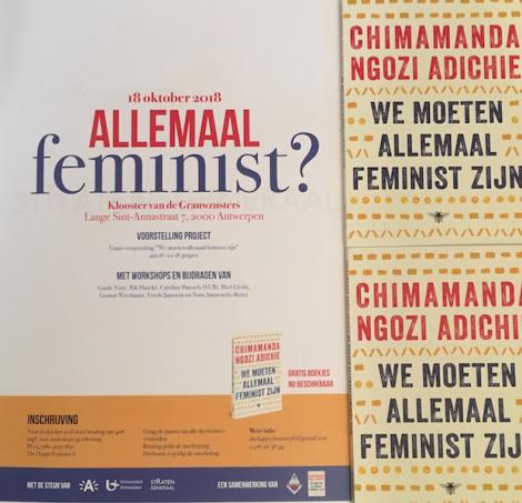 Colloquium 18 oktober 2018: Allemaalfeminist?